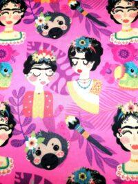 Inspirante Frida fuchsia