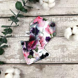 Reusable pad for thong - Arrow - Geometric rose | AZV