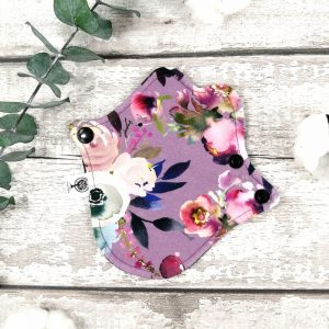 Reusable pad - Lips -2 in 1 - 6 inches - Ranunculus | AZV